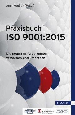 Praxisbuch ISO 9001:2015 (eBook, PDF)