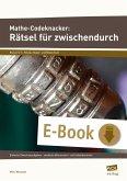 Mathe-Codeknacker: Rätsel für zwischendurch 5/6 (eBook, PDF)