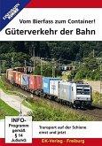 Vom Bierfass zum Container - Güterverkehr bei der Bahn, DVD
