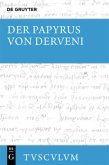Der Papyrus von Derveni
