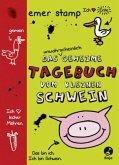 Das unwahrscheinlich geheime Tagebuch vom kleinen Schwein / Tagebuch vom kleinen Schwein Bd.1 (Mängelexemplar)