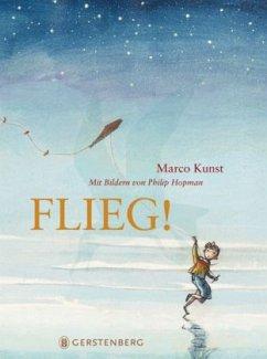 Flieg! (Mängelexemplar) - Kunst, Marco