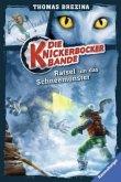 Rätsel um das Schneemonster / Die Knickerbocker-Bande Bd.1 (Mängelexemplar)