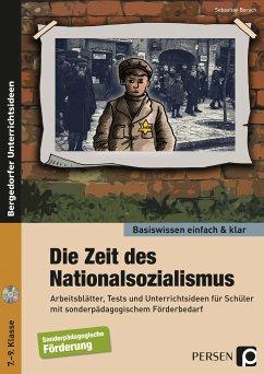 Die Zeit des Nationalsozialismus - einfach & klar - Barsch, Sebastian