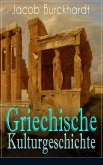 Griechische Kulturgeschichte (eBook, ePUB)