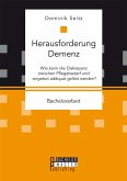 Herausforderung Demenz (eBook, PDF)