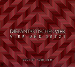 Vier Und Jetzt (Best Of 1990-2015) - Die Fantastischen Vier