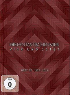 Vier Und Jetzt (Best Of 1990-2015) - Fantastischen Vier,Die