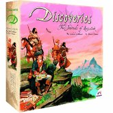 Ludonaute 217642 - Discoveries - The Journals of Lewis and Clark, Brettspiel