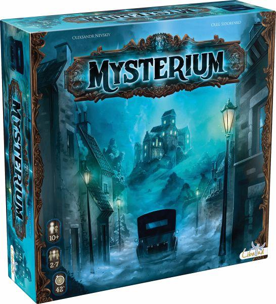 Spiel Mysterium