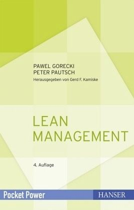 Lean Management - Gorecki, Pawel; Pautsch, Peter R.