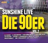 Sunshine Live-Die 90er Vol.2