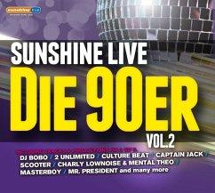 Sunshine Live-Die 90er Vol.2 - Diverse