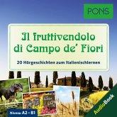 PONS Hörbuch Italienisch: Il fruttivendolo di Campo de' Fiori (MP3-Download)