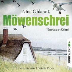 Möwenschrei / Kommissar John Benthien Bd.2 (MP3-Download) - Ohlandt, Nina