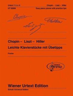 Chopin - Liszt - Hiller