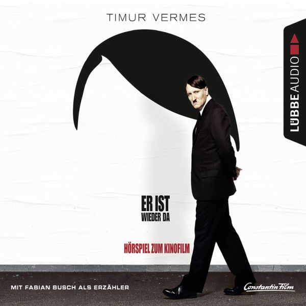 Er ist wieder da (MP3-Download) von Timur Vermes - Hörbuch