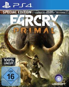 Far Cry Primal Special Edition (100% Uncut) (PS4)