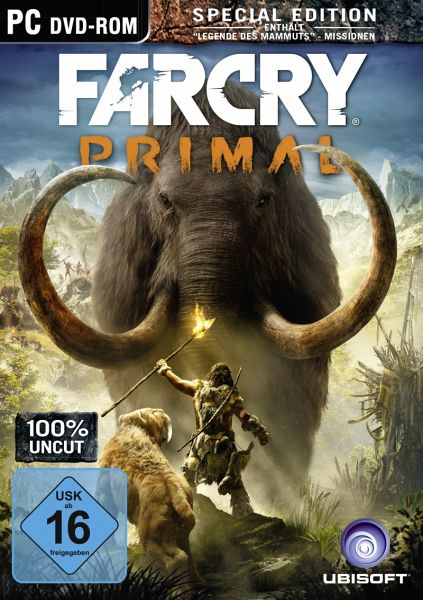 Far Cry Primal Special Edition (100% Uncut) (PC)