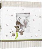 Goldbuch Honigbär 30x31 60 Seiten Babyalbum 15238