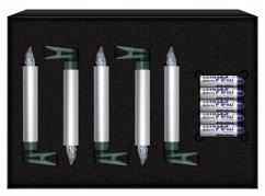 Krinner Lumix Deluxe 5er Erweiterungs Set silber