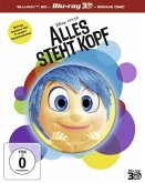 Alles steht Kopf (Blu-ray 3D, Limited Edition, 3 Discs)