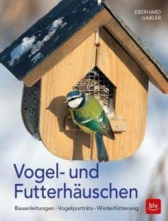 Vogel- und Futterhäuschen (Mängelexemplar)