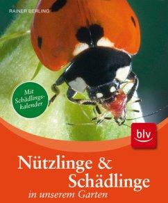 Nützlinge & Schädlinge in unserem Garten (Mänge...