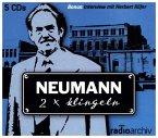 Neumanns 2x klingeln, 5 Audio-CD