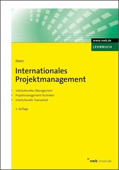 Internationales Projektmanagement (eBook, ePUB) - Meier, Harald