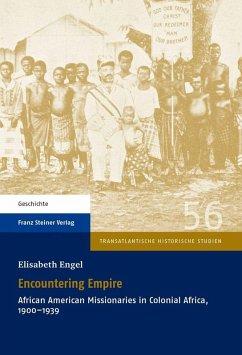 Encountering Empire (eBook, PDF) - Engel, Elisabeth