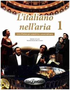 L'italiano nell'aria 1 (+Dispensa di pronuncia + 2 CD audio) - Brioschi, Donatella; Martini-Merschmann, Mariella