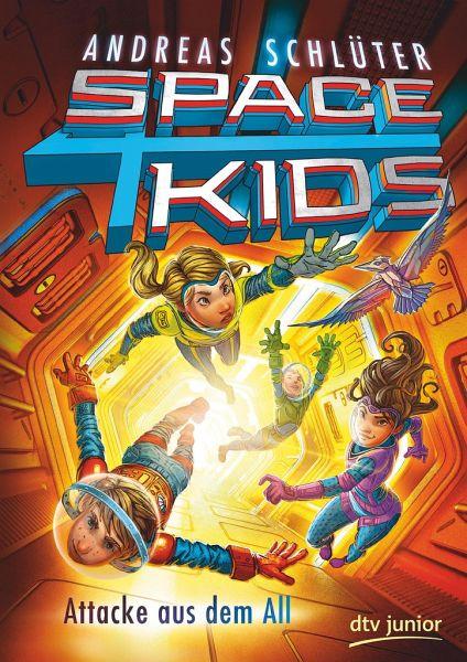 Buch-Reihe Spacekids