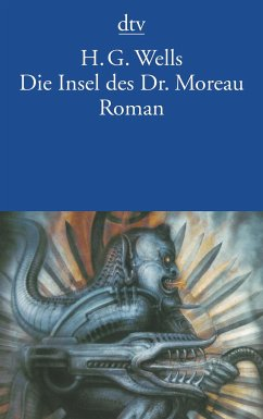Die Insel des Dr. Moreau - Wells, H. G.
