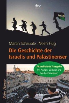 Die Geschichte der Israelis und Palästinenser
