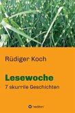 Lesewoche (eBook, ePUB)