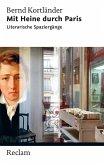 Mit Heine durch Paris (eBook, ePUB)