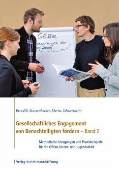 Gesellschaftliches Engagement von Benachteiligten fördern - Band 2 (eBook, PDF) - Sturzenhecker, Benedikt; Schwerthelm, Moritz