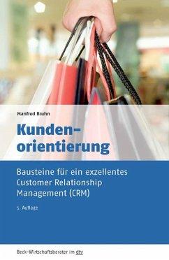 Kundenorientierung - Bruhn, Manfred