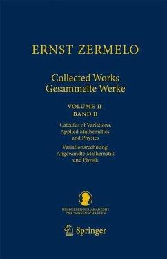 Ernst Zermelo - Collected Works/Gesammelte Werke II
