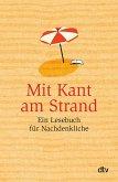 Mit Kant am Strand
