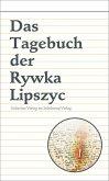 Das Tagebuch der Rywka Lipszyc (eBook, ePUB)