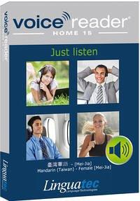 Voice Reader Home 15 Mandarin-Taiwan - weibliche Stimme (Mei-Jia)