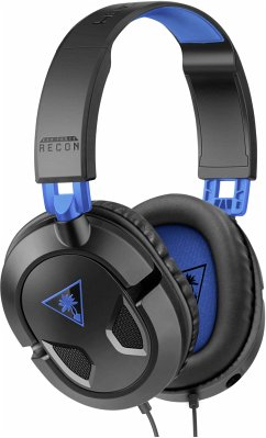 Turtle Beach Recon 50P Schwarz Over-Ear Stereo Gaming-Headset