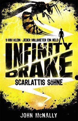 Buch-Reihe Infinity Drake