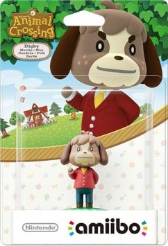 amiibo Animal Crossing, Moritz