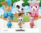amiibo Animal Crossing, K. K., Rosina, Björn