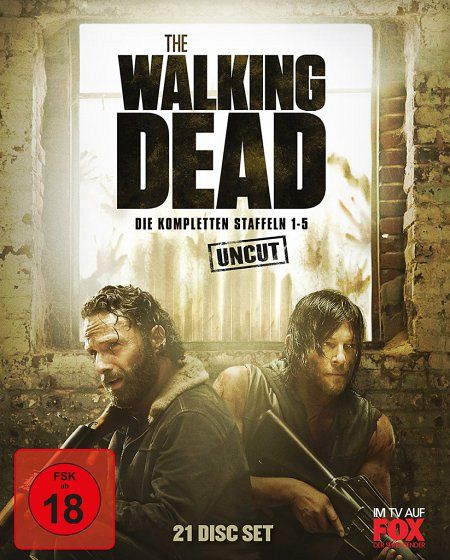 Staffeln The Walking Dead