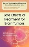 Late Effects of Treatment for Brain Tumors (eBook, PDF)