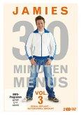 Jamies 30 Minuten Menüs, Vol. 3 (2 Discs)